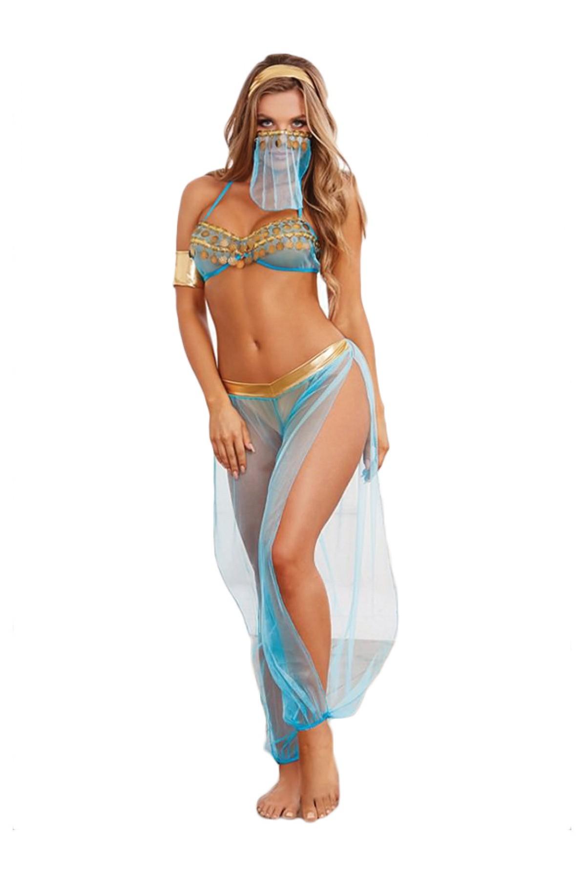 Mite Love Dansöz Kostümü Fantazi Giyim